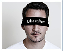 Liberal Minded, You've been Blinded